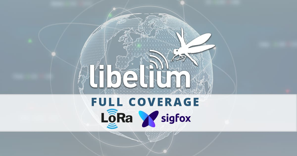 Libelium IoT Sensor Platform Adds LPWAN Coverage for Australia, ASIA PAC and LATAM