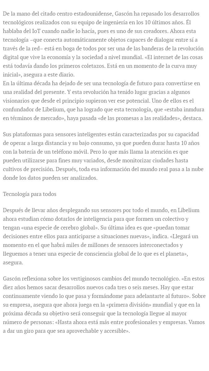 David Gascón: El Cerebro de la Libélula