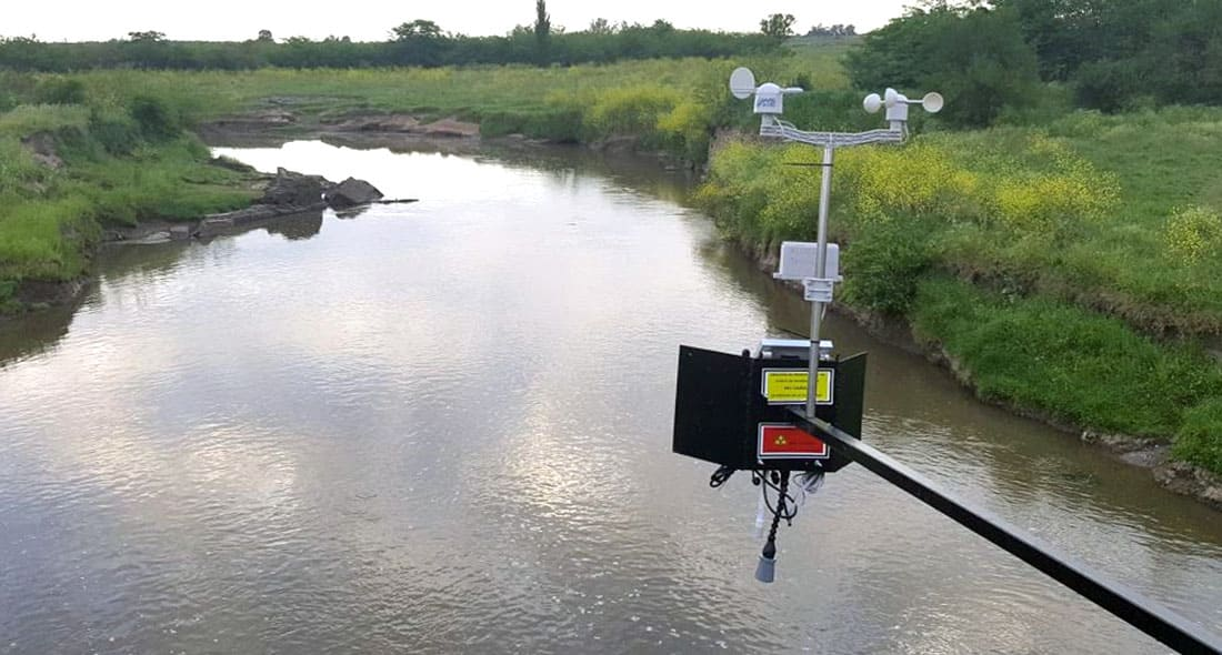 Early Flood Detection And Warning System In Argentina