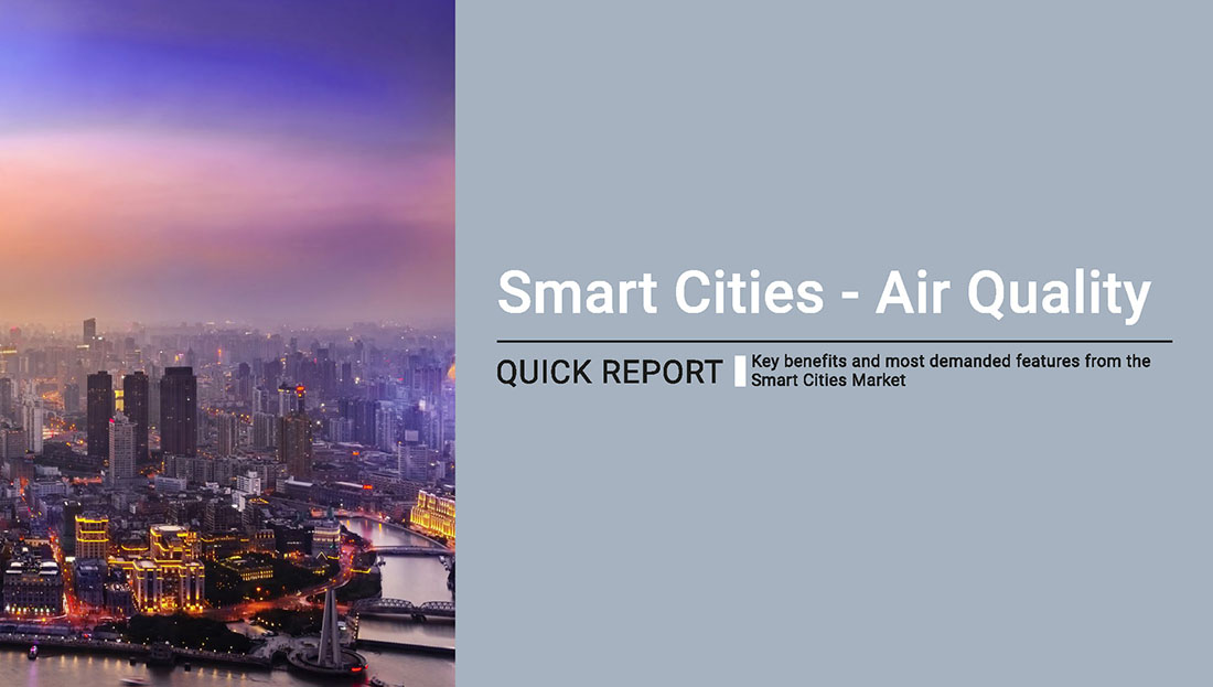 Libelium Smart Cities–Air Quality IoT Solution Quick Report