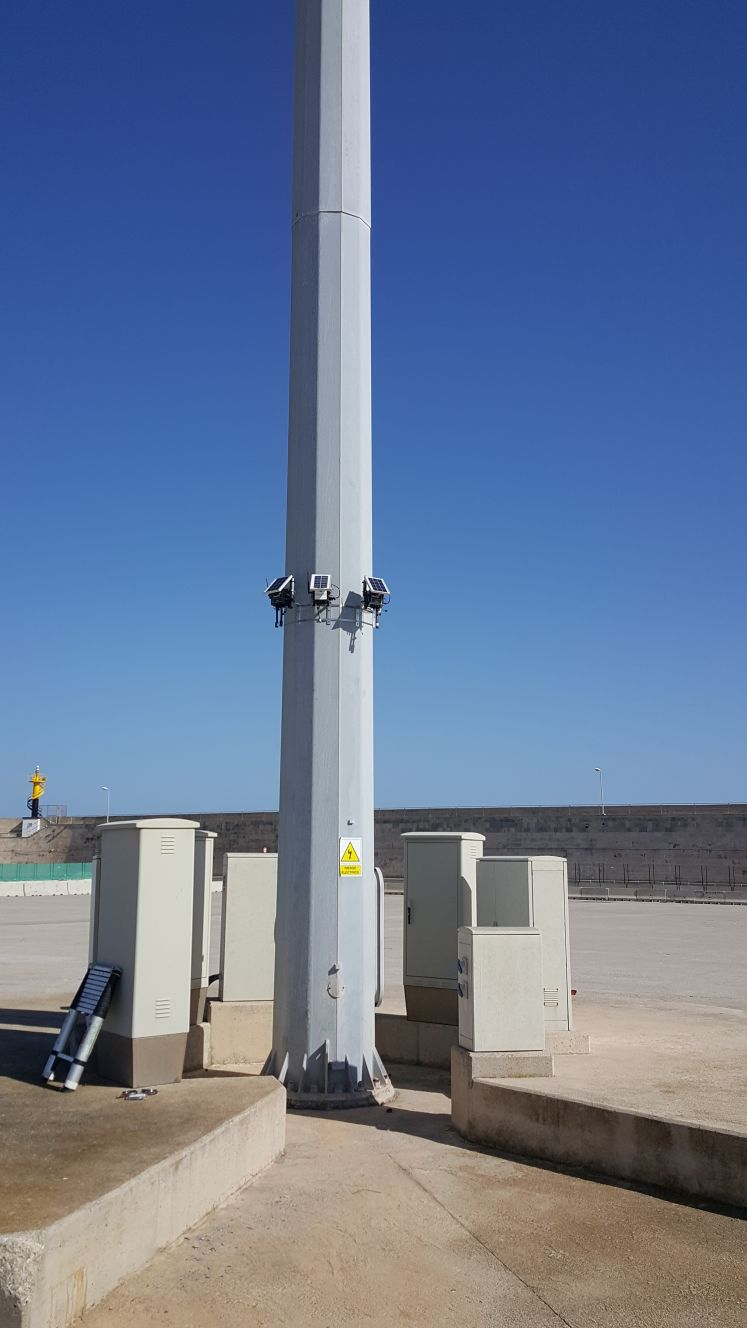 Waspmote Plug & Sense! Sensor Platforms installed in Mallorca