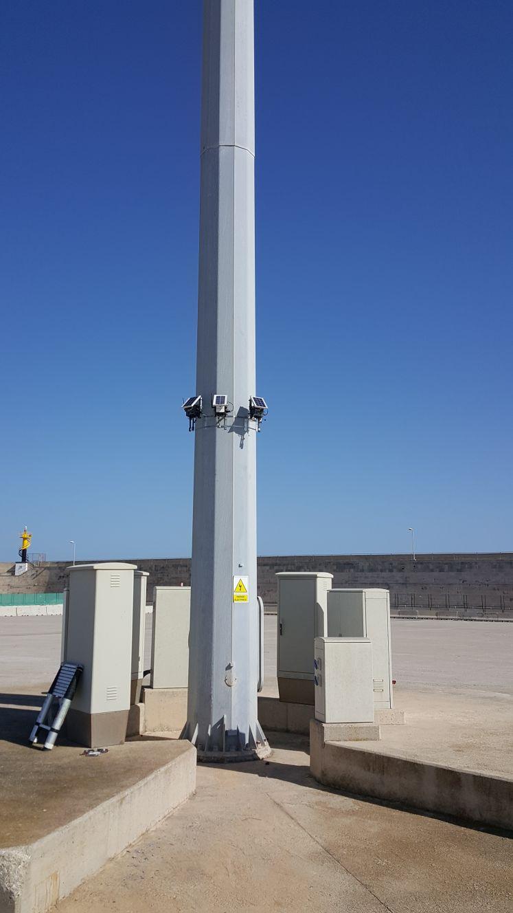 Waspmote Plug & Sense! Sensor Platforms installed in Mallorca