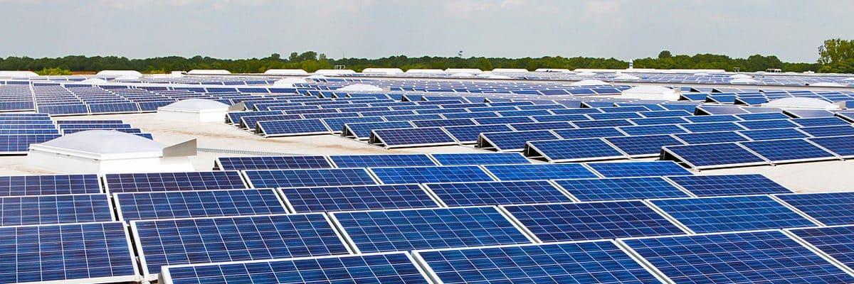 Solar panels SmartData Systems