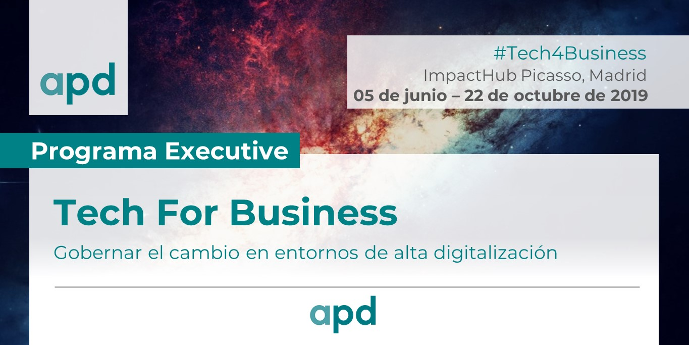 Curso T4B MADRID Tech For Business