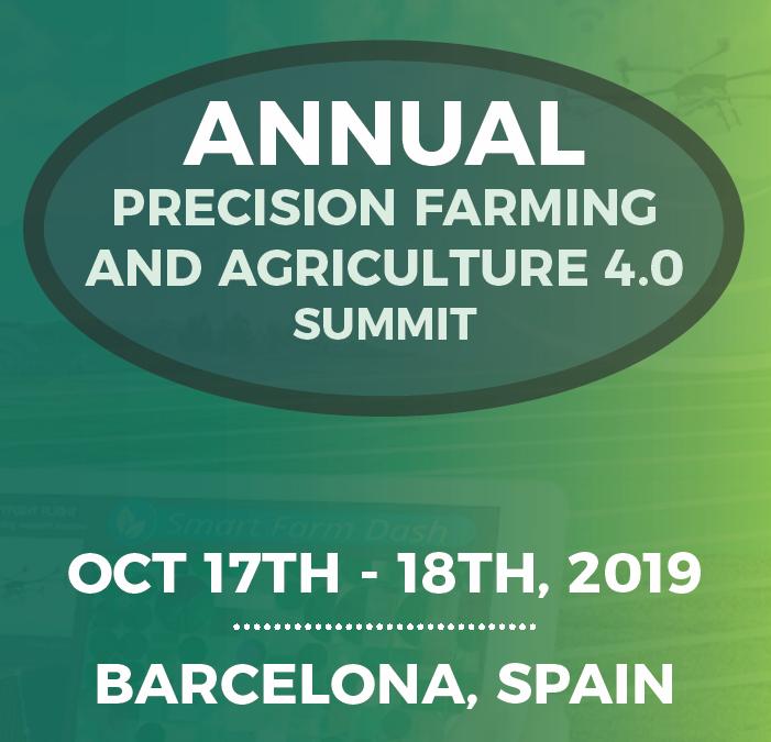 Precision Farming Agriculture 4.0 Summit