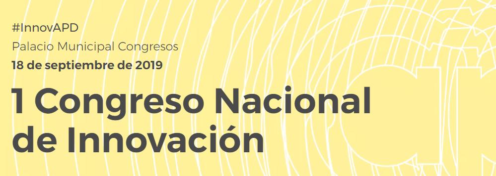 APD I Congreso Nacional de Innovación