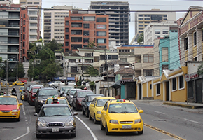 image Libelium helps to reduce noise pollution in the city of Cuenca (Ecuador)