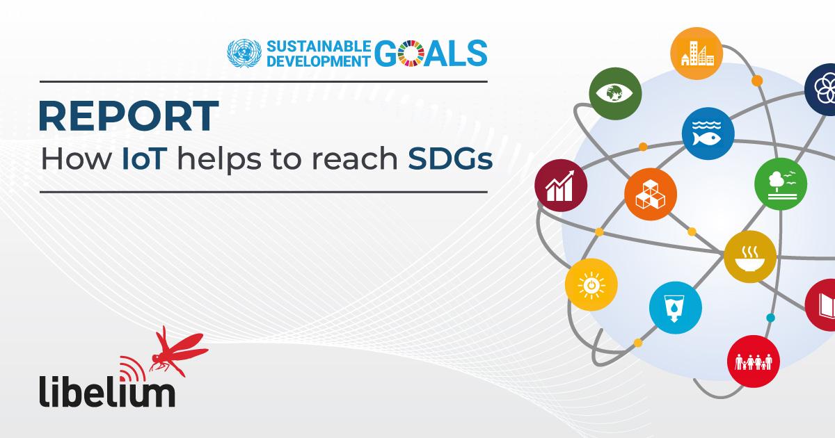 Report Libelium SDGs 2030