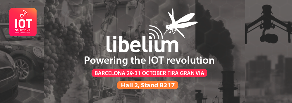 Libelium IoT Solutions World Congress