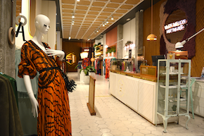image Retail joins to the new normality using IoT technology