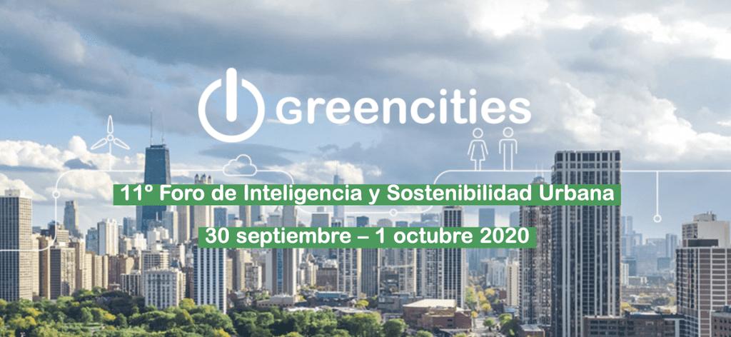 GREENCITIES 2020 – Málaga (ES)
