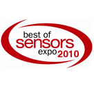 "Best of Sensors Expo"" 2010 Award"