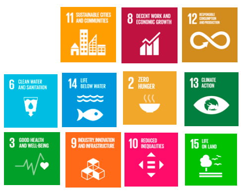 Compromiso con los objetivos de desarrollo sostenible 2030