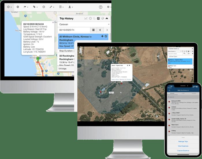 platform smart tracking libelium