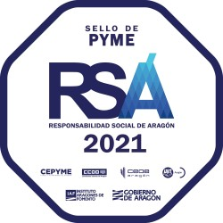 Sello PYME - Responsabilidad Social de Aragón - Libelium