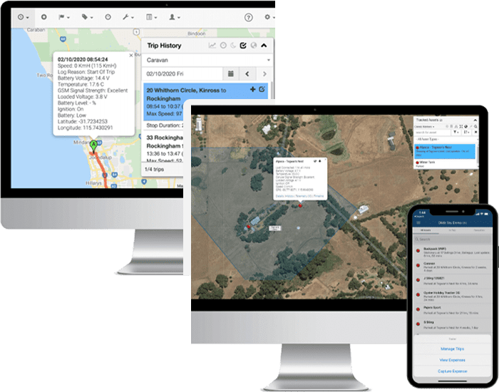 Smart Tracking Software