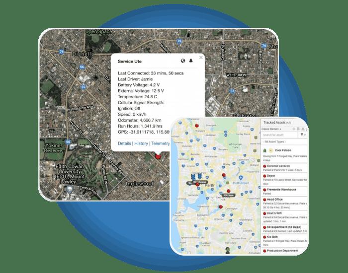 Smart Tracking Functionalities
