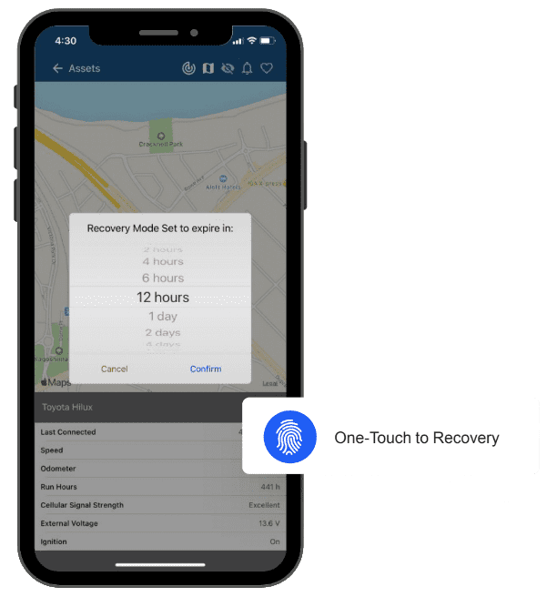 Smart Tracking Software Mobile