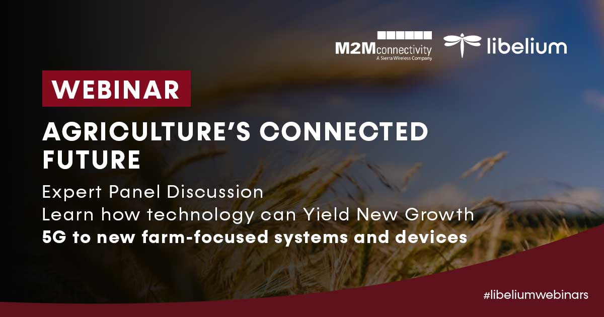 Webinar: Agriculture's connected future