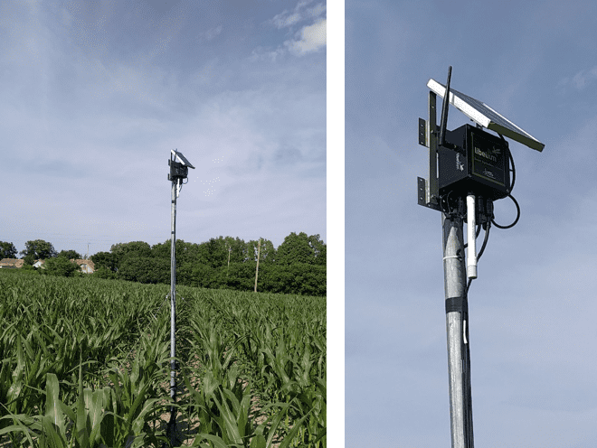 smart agriculture xtreme-for-field monitoring hungary