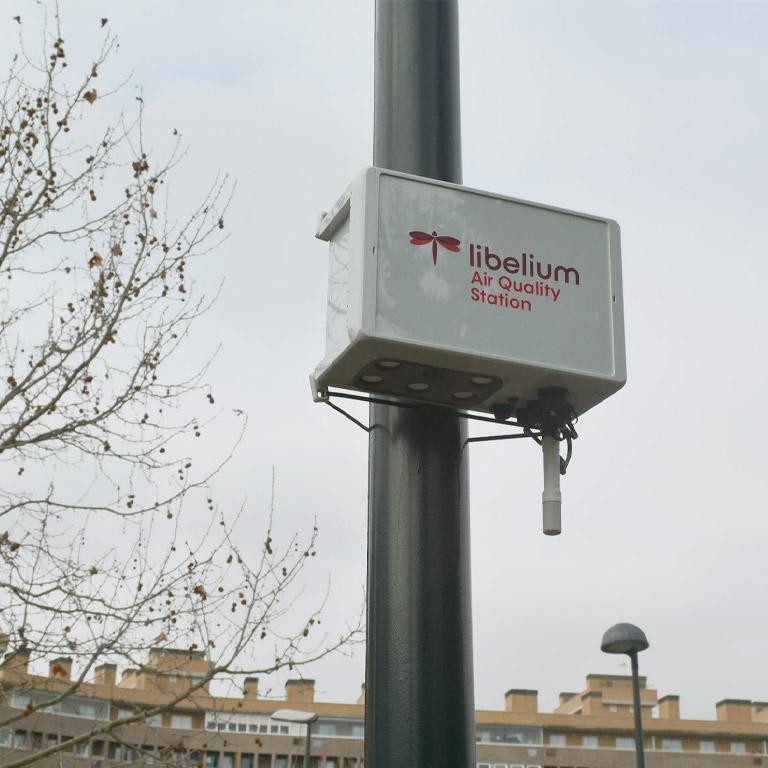Air Quality Station