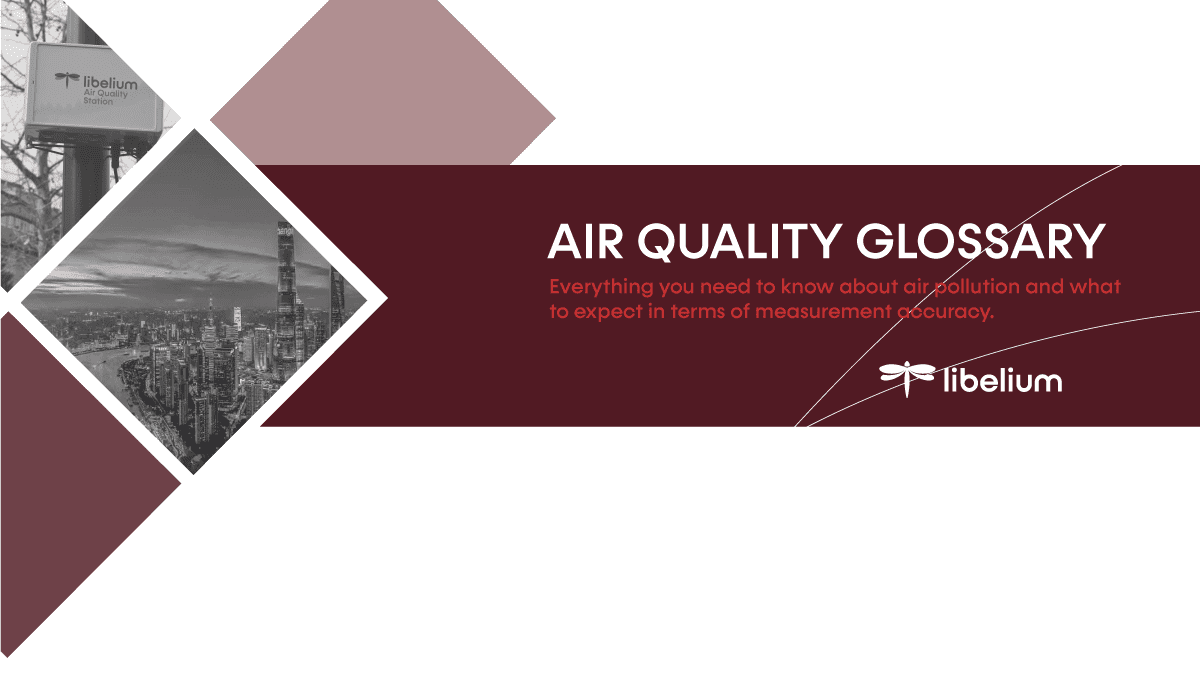 The best glossary of air quality market