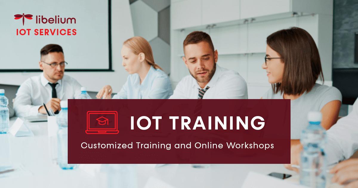 IoT Training Service Libelium